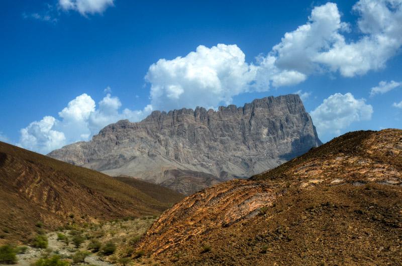 Jebel Mist